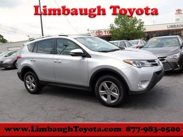 new 2015 toyota rav4 xle sport utility in birmingham 205796 limbaugh toyota. Black Bedroom Furniture Sets. Home Design Ideas