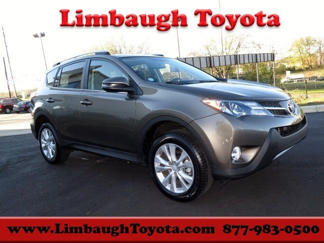 Used Toyota RAV4 Limited