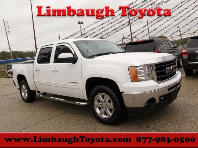 Used GMC Sierra 1500 SLT
