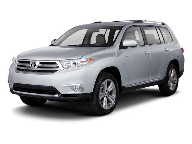 Used Toyota Highlander Limited
