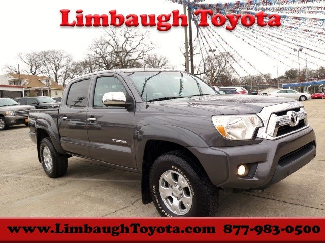 Used Toyota Tacoma DBL CAB 4WD V6 AT